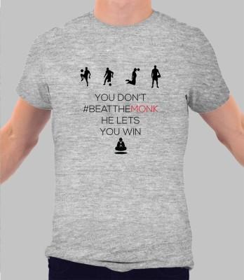 Merchbay Animal Print Men's Round Neck T-Shirt