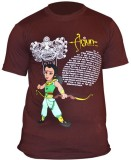 Chhota Bheem Printed Men's Round Neck Br...