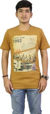 LIVE GREEN Graphic Print Boy,s, Men's Round Neck T-Shirt