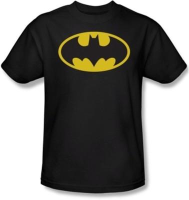 Sprat Graphic Print Men's Round Neck Black T-Shirt