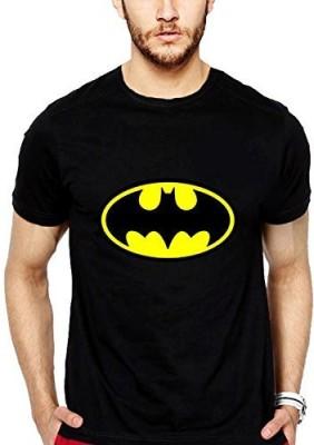 B2 Graphic Print Men's Round Neck T-Shirt