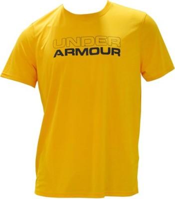 Under armour Solid Men's Round Neck T-Shirt
