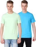 Aventura Outfitters Solid Men's Round Ne...