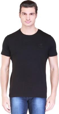 Clst Solid Men's Round Neck T-Shirt