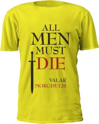 Imperial Designs Graphic Print Men's Round Neck T-Shirt