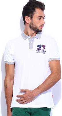 IZOD Solid Men's Polo T-Shirt