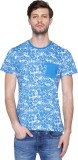 Stop By Shoppers Stop Printed Men's Roun...
