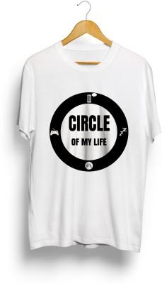 Teeforme Printed Men's Round Neck T-Shirt