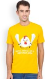 Chulbul Graphic Print Men's Round Neck Y...