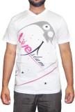 Pious Fashion Club Printed Men's V-neck ...
