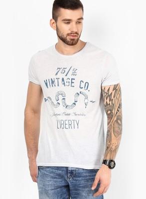 Jack & Jones Graphic Print Men's Round Neck T-Shirt