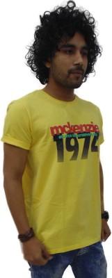 Prage Printed Boy's Round Neck Reversible T-Shirt