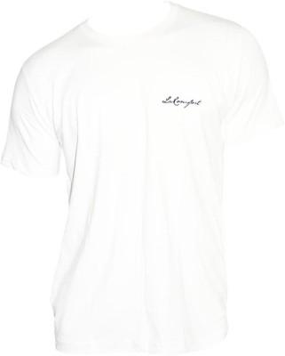 LaKomfort Solid Men's Round Neck T-Shirt
