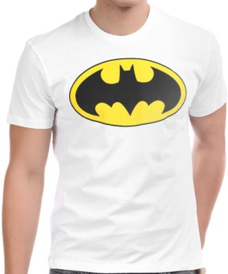Sprat Graphic Print Men's Round Neck White T-Shirt