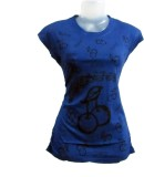 Revinfashions Solid Women's Round Neck D...