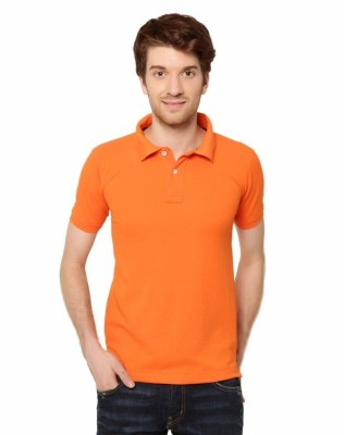 Gupta Polyplast Solid Men's Polo T-Shirt