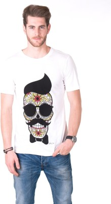 Stilo Graphic Print Men's Round Neck T-Shirt