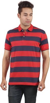 Maringo Classic Striped Men's Polo Multicolor T-Shirt