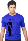 Karpaska Printed Men's Round Neck T-Shir...
