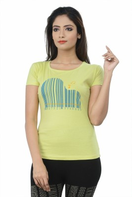 TSG Breeze Printed Women's Round Neck T-Shirt