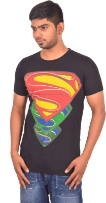 Rogue Printed Men's Round Neck T-Shirt