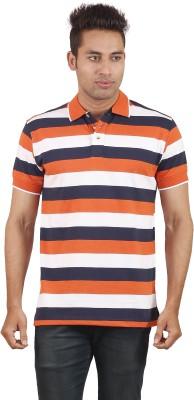 Maringo Classic Striped Men's Polo T-Shirt