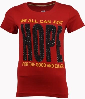 PIN POINT Printed Women's Round Neck T-Shirt