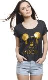 Mickey & Friends Graphic Print Women's R...