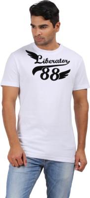 Kite Clothing Solid Men's Round Neck T-Shirt