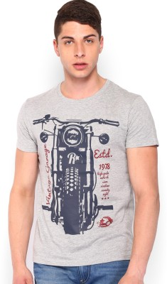 Roadster Printed Men's T-Shirt
