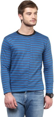 Henry and Smith Striped Men's Round Neck T-Shirt