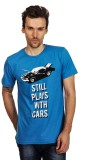 Den of the Driver Graphic Print Men's Ro...
