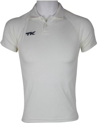 TK Solid Boy's Polo Neck T-Shirt