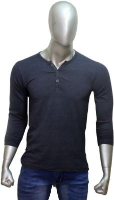 Roxbury Apparels Solid Men,s Round Neck T-Shirt