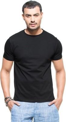 LF Solid Men,s, Boy's Round Neck T-Shirt