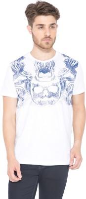Status Quo Graphic Print Men's Round Neck T-Shirt