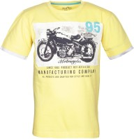 Gini & Jony Boys Solid(Yellow) best price on Flipkart @ Rs. 329