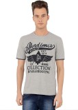 The Cotton Company Printed Men's Round N...