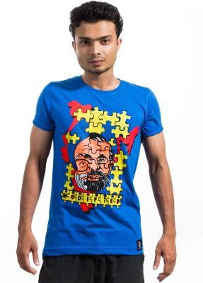Labscraft Graphic Print Men's Round Neck T-Shirt
