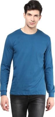Izinc Solid Men's Round Neck T-Shirt