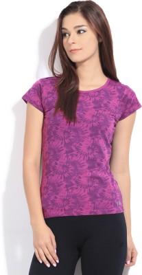 Fila Printed Women's Round Neck T-Shirt