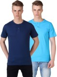 Aventura Outfitters Solid Men's Henley D...