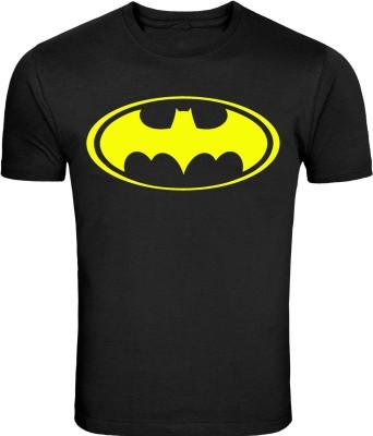 Minions Graphic Print Men's Round Neck T-Shirt
