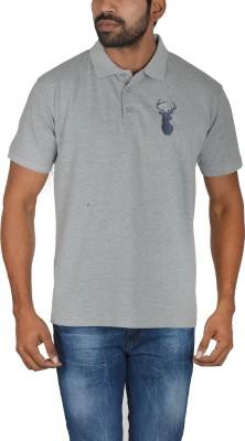 Le beau Solid Men's Polo T-Shirt