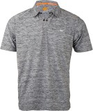 Wildcraft Solid Men's Polo Neck Grey T-S...
