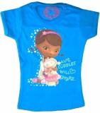 Cool Baby Girls Printed (Blue)