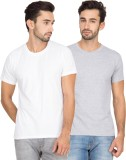 PinStar Solid Men's Round Neck T-Shirt