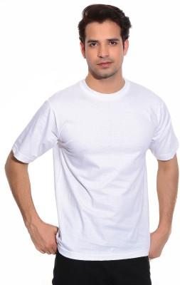 Davie Jones Solid Men's Round Neck T-Shirt