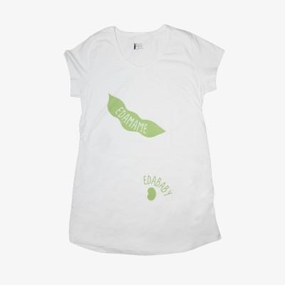 You Got Plan B Graphic Print Women's V-neck White T-Shirt