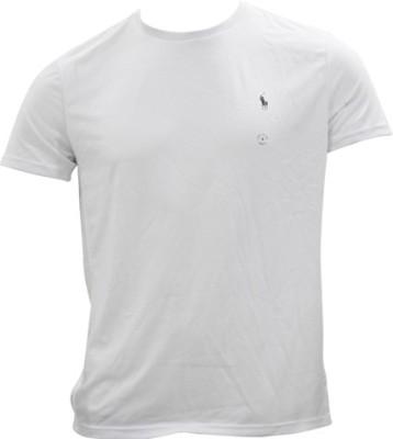 Ralph Lauren Solid Men's Round Neck T-Shirt
